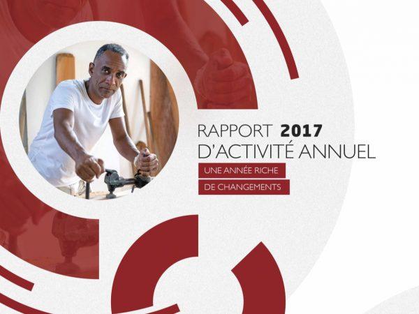 Rapport d'activités CMA
